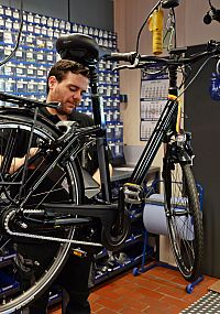 Frühjahrs-Inspektion für Fahrrad, E-Bike und Motorroller