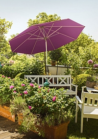 Sonnenschirme für den Garten