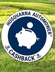 100 € Cashback beim Automower-Kauf