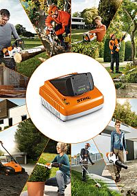 STIHL Akku-Geräte für den Garten