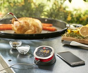 Das Bluetooth-Thermometer WEBER iGrill