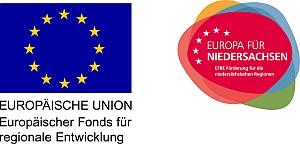 EU-Förderung Europa für Niedersachsen / EFRE - Europäischer Fonds für regionale Entwicklung