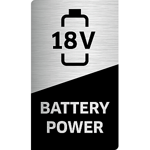 Battery Power 18 V
