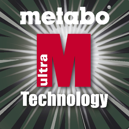 Metabo Ultra-M-Technology