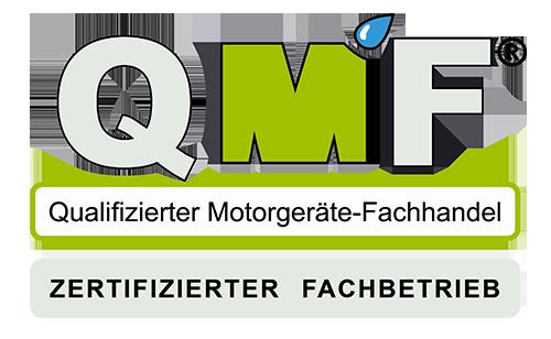 Qualifizierter Motorgeräte-Fachhandel