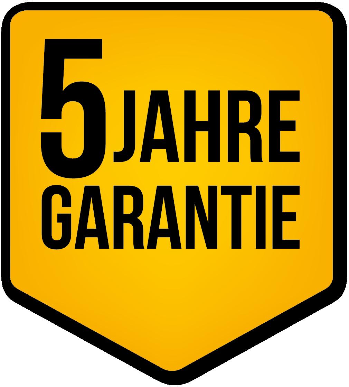 STIGA 5 Jahre Garantie