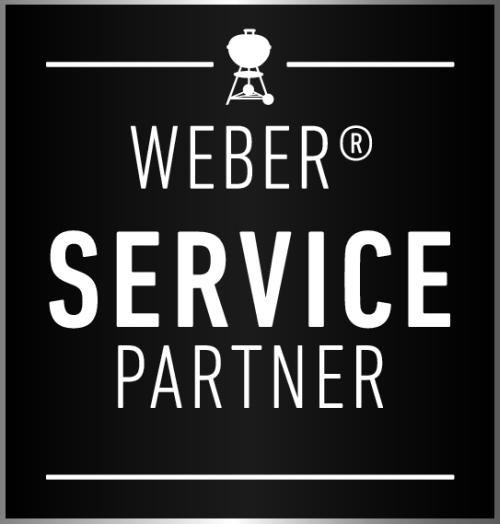 Deterding ist Weber Service-Partner