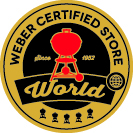 Deterding ist WEBER World Partner