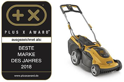 Plus X Award - Beste Marke 2018