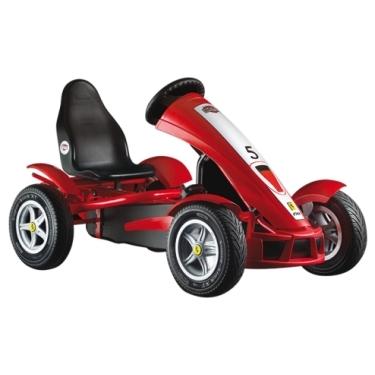 Pedal Gokart Bergtoys Ferrari Fxx Racerdeterding Gmbh Garbsen Nienburg Pennigsehl