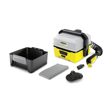 Mobile Outdoor Cleaner OC 3 Pet Box