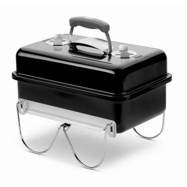 Camping-Grill Weber Go-Anywhere Holzkohle