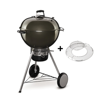 Holzkohle-Grill Weber Master-Touch GBS Smoke Grey