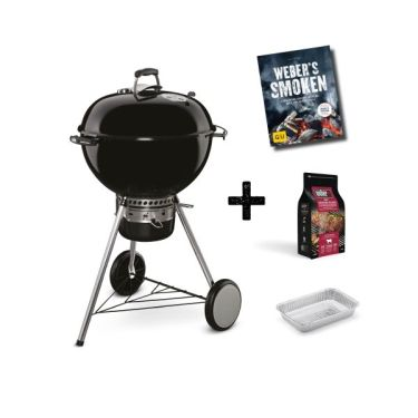 Holzkohle-Grill Weber Master-Touch GBS Pro Special Edition Pro
