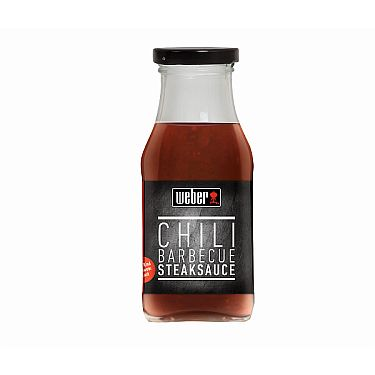 Steaksauce Weber Chili Barbecue