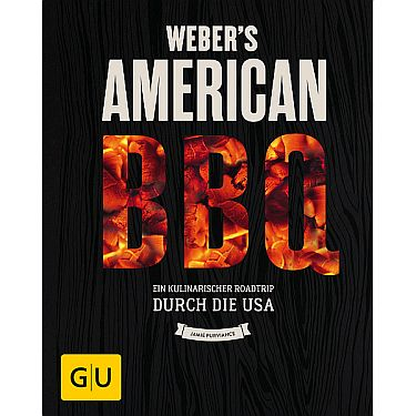 Grillbuch Weber Weber's American Barbecue