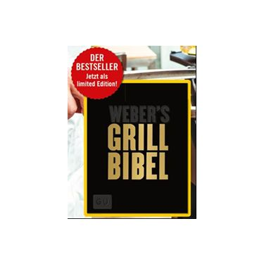 Weber Grill-Bibel Limited Edition