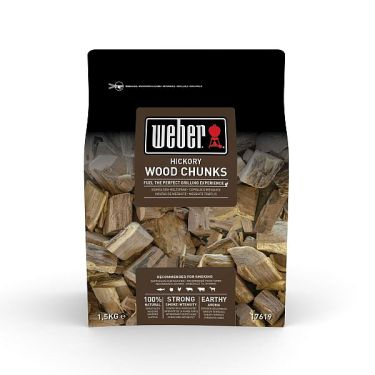 Wood-Chunks Weber Hickory