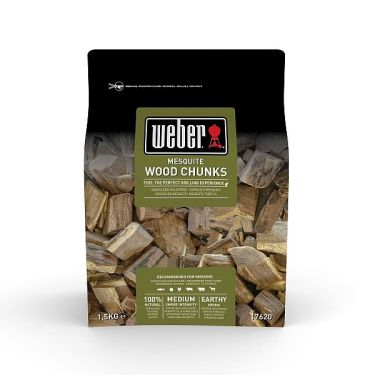 Wood-Chunks Weber Mesquite