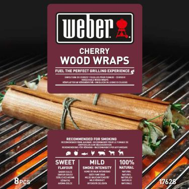 Wood-Wraps Weber Kirschholz