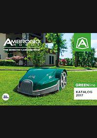 AMBROGIO GREENline Katalog 2017
