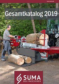 BGU-Maschinen Katalog 2019