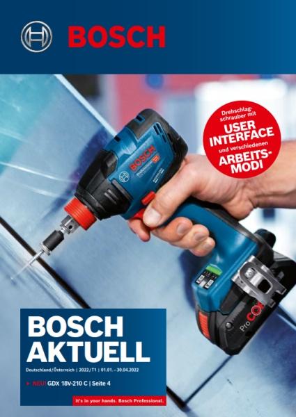 Bosch Aktuell 1/2019
