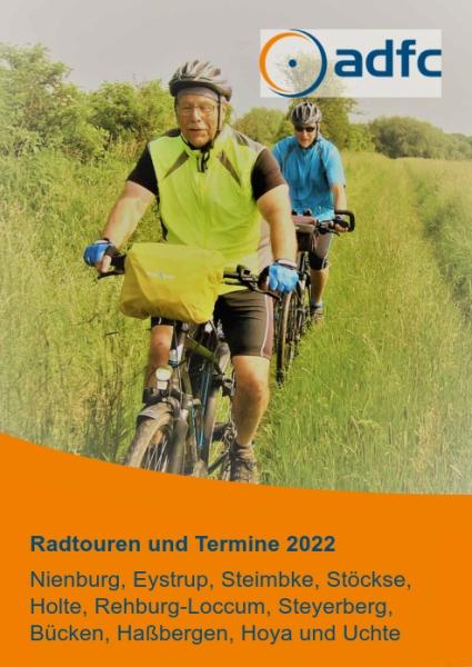 Radtouren & Termine des ADFC Nienburg
