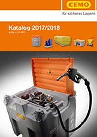 CEMO Katalog 2017/18