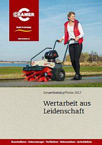 CRAMER Katalog 2017