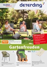 Gartenmöbel-Prospekt 2019