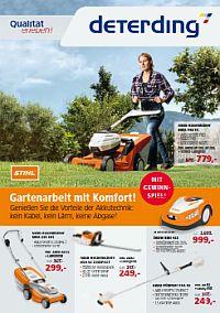 Deterding Gartentechnik 2019