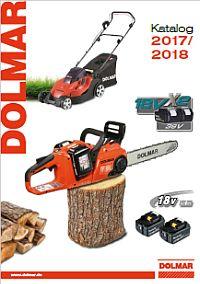 DOLMAR Katalog 2017/18