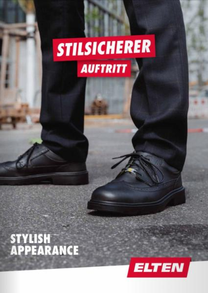 ELTEN Business Safety Shoes