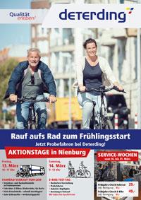 Fahrrad Frühlings-Start 2019