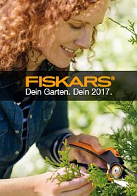 FISKARS Gartenkatalog 2017