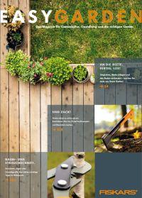 FISKARS Easy Garden Magazin 2013