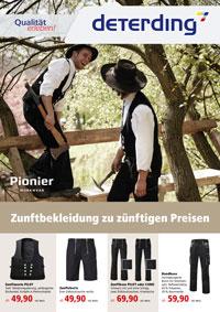 PIONIER Zunft-Bekleidung