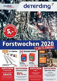 Forstwochen 2019