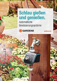 GARDENA Katalog Bewässerungssysteme 2018