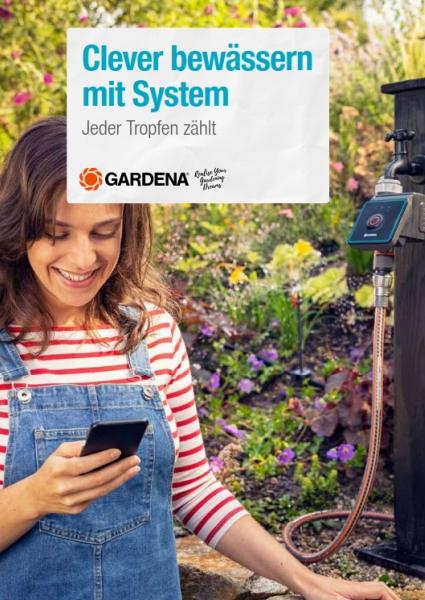 GARDENA Katalog Bewässerungssysteme 2019