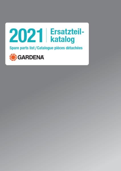 GARDENA Ersatzteil-Katalog 2018