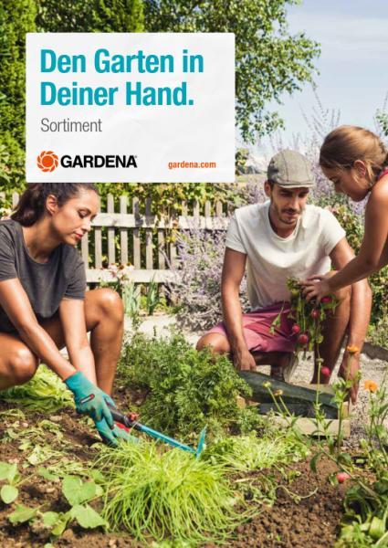 GARDENA Sortiments-Katalog 2017
