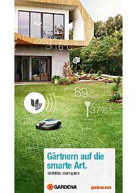 GARDENA smart system Broschüre 2018