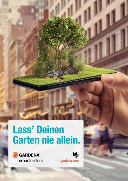 GARDENA smart system Broschüre 2019