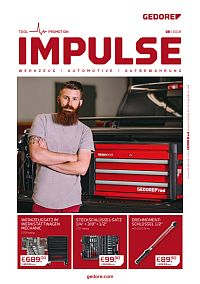 GEDORE Red Impulse 2018