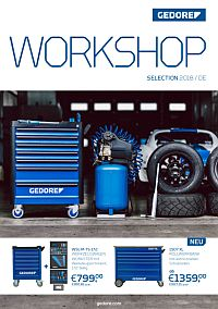 GEDORE Workshop Katalog 2018