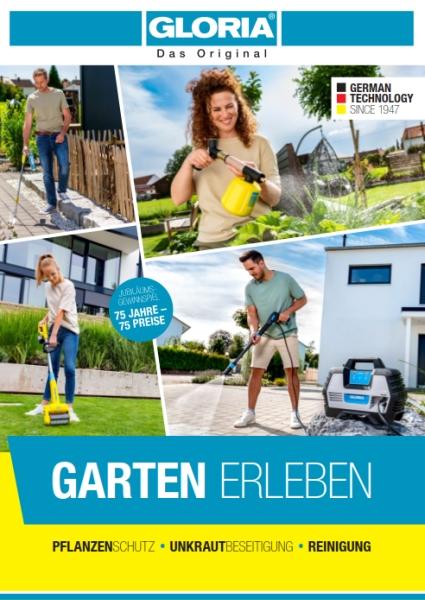 GLORIA Garten erleben 2019