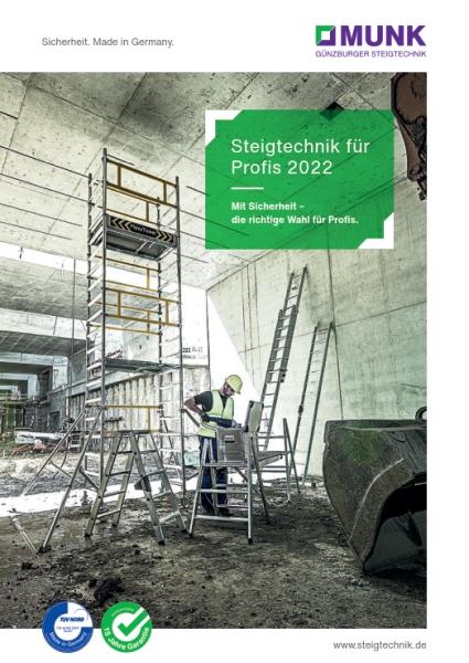 Günzbürger Steigtechnik 2019