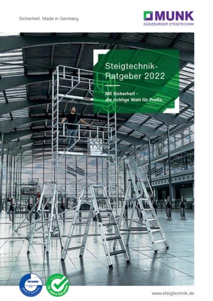 Steigtechnik Ratgeber 2019